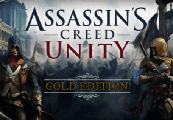 Assassin's Creed Unity Gold Edition Uplay CD Key