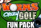 Worms Crazy Golf Fun Pack Steam CD Key