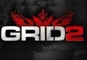 GRID 2 + McLaren Racing Pack DLC Steam CD Key