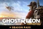 Tom Clancy's Ghost Recon Wildlands + Season Pass EMEA Uplay CD Key
