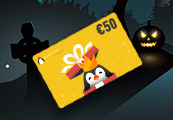 Halloween Kinguin Gift Card