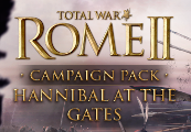 Total War: ROME II – Hannibal at the Gates DLC Steam Gift