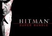 Hitman Super Bundle (Codename 47 / Blood Money / Silent Assassin / Absolution) Steam Key