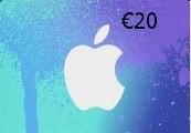 iTunes €20 DE Card