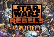 Pinball FX2 - Star Wars Pinball: Star Wars Rebels DLC Steam CD Key