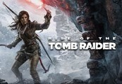 Rise of the Tomb Raider EU Steam CD Key