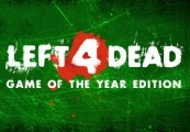Left 4 Dead GOTY RoW Steam CD Key