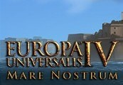 Europa Universalis IV - Mare Nostrum Content Pack RU VPN Required Steam CD Key