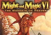 Might and Magic VI: The Mandate of Heaven Uplay CD Key