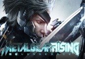 Metal Gear Rising Revengeance NCSA Steam CD Key