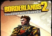 Borderlands 2: Commando Domination Pack Steam CD Key