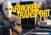 PAYDAY 2 - Armored Transport DLC Steam CD Key