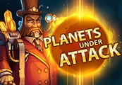 Planets Under Attack Chave Steam