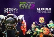 Plants vs. Zombies: Garden Warfare 2 - Grass Effect 27 Mech + 14 Emoji DLC EU/RU/AUS PS4 CD Key