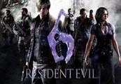Resident Evil 6 REGION LOCKED Steam CD Key