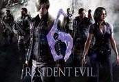 Resident Evil 6  EMEA+ANZ Steam CD Key