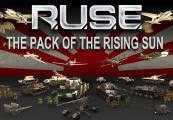 R.U.S.E - The Pack of The Rising Sun DLC Steam CD Key