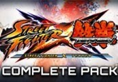 Street Fighter X Tekken: Complete Pack Steam CD Key