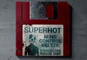 SUPERHOT: MIND CONTROL DELETE Steam CD Key