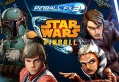 Pinball FX3 - Star Wars Pinball Season 1 Bundle DLC Steam CD key