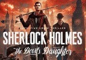 Sherlock Holmes: The Devil's Daughter US XBOX One CD Key