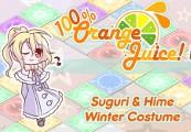 100% Orange Juice - Suguri & Hime Winter Costumes DLC Steam CD Key