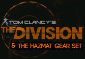 Tom Clancy's The Division + Hazmat Gear Set Uplay CD Key