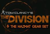 Tom Clancy's The Division + Hazmat Gear Set Uplay CD Key