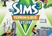 The Sims 3 - Town Life Stuff Expansion Pack Steam Gift