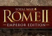 Total War: ROME II Emperor Edition + 4 DLCs Steam CD Key