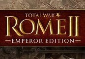 Total War: ROME II Emperor Edition RoW Steam CD Key
