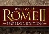Total War Rome II: Emperor Edition ROW Clé Steam