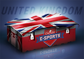 CS:GO Esports UK Case