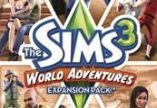 The Sims 3 - World Adventures DLC Origin CD Key