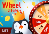 Wheel of Fortune Gift - One per account!