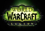 World of Warcraft: Legion Deluxe Edition EU Clé Battle.net