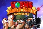 Worms World Party Remastered GOG CD Key