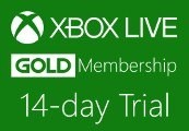 XBOX Live 14 Tage Gold-Testmitgliedschaft