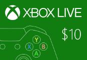 XBOX Live $10 Prepaid Card US