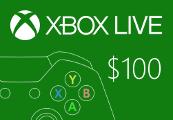 XBOX Live $100 Prepaid Card AU