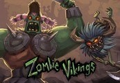 Zombie Vikings Clé Steam
