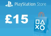 PlayStation Network Card £15 Reino Unido | Kinguin