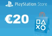 PlayStation Network Card €20 LU