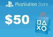 PlayStation Network Card $50 CAD