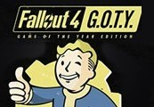 Fallout 4 GOTY Edition Clé Steam