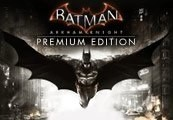 Batman: Arkham Knight Premium Edition XBOX One CD Key