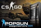 Counter-Strike: Global Offensive - EU Game Server 12 Slots Public 31 Days