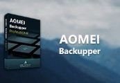 AOMEI Backupper 5.0 Professional Edition + Lifetime Upgrade CD Key (Lifetime / 2 PC)