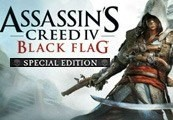 Assassin's Creed IV Black Flag Special Edition Uplay CD Key