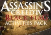 Assassin's Creed IV Black Flag - Time saver: Activities Pack DLC Steam Gift